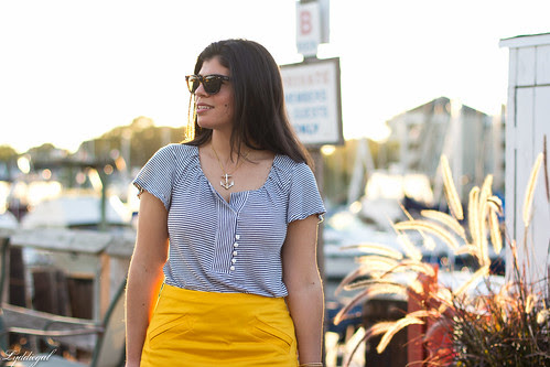yellow pencil skirt-6.jpg