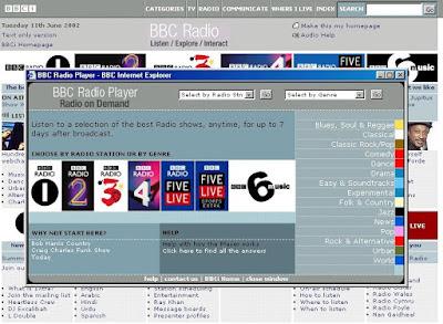 BBC Radio Player v1