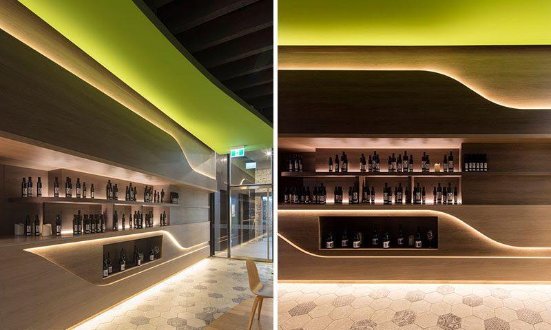 Led Strip Lights Wall Design