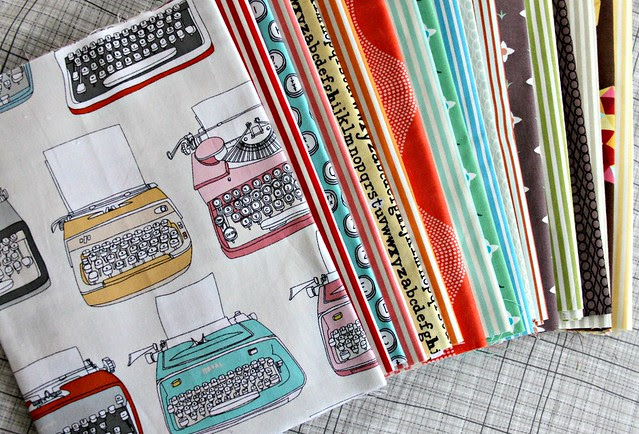 Fabric Stash Giveaway!