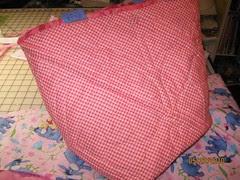 Nancie's Lily Bag (inside)