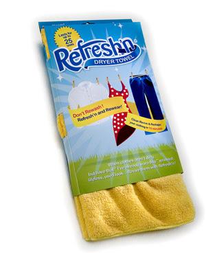Refresh'n Dryer Towel