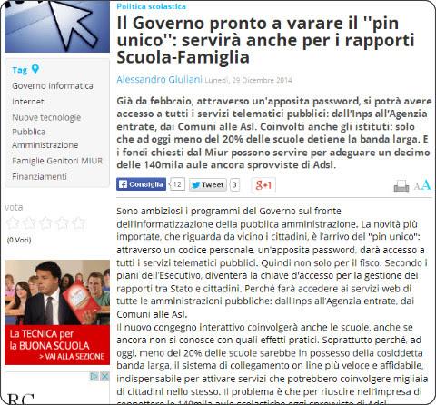 http://www.tecnicadellascuola.it/item/8436-il-governo-pronto-a-varare-il-pin-unico-servira-anche-per-i-rapporti-famiglia-scuola.html