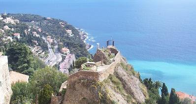 Cote d'Azur ner Roqubrune