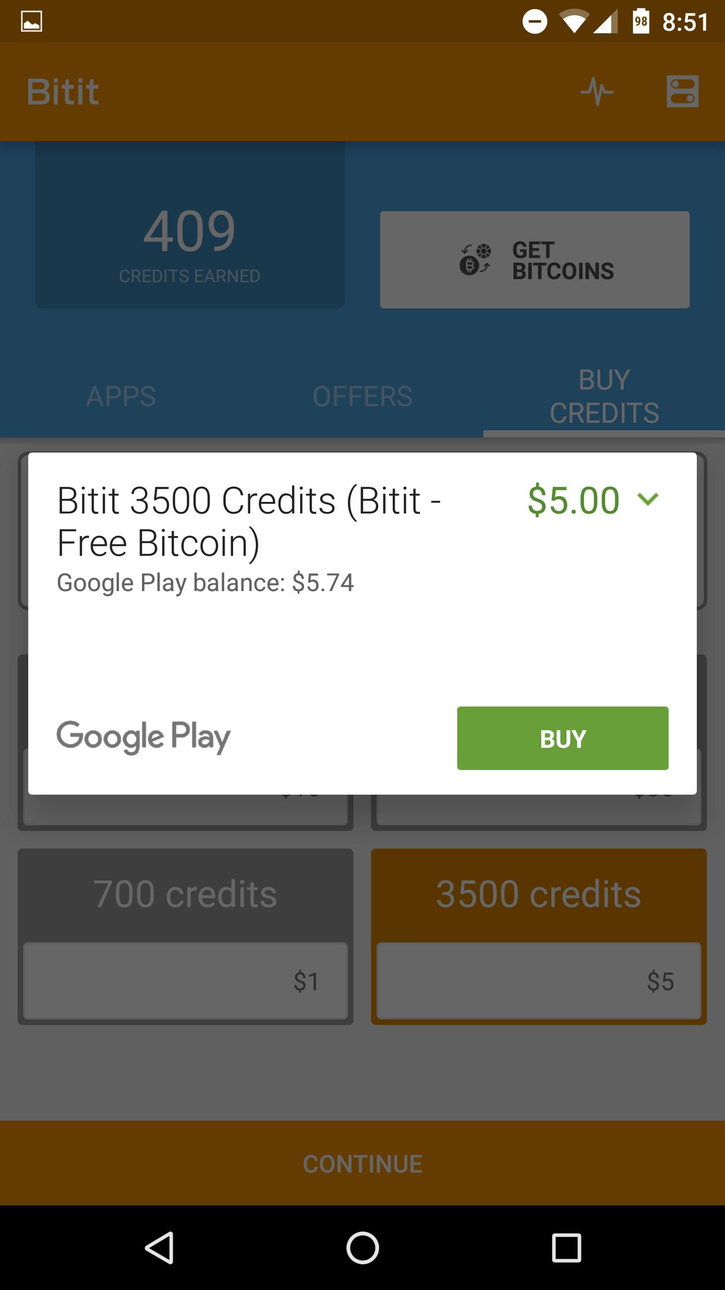 Bitit earn bitcoins for free apk downloads jezki wins champion hurdle betting