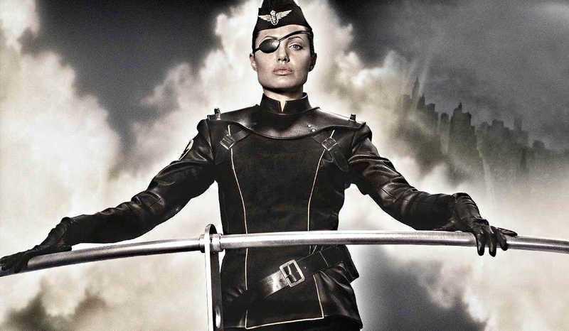 Sky Captain And The World of Tomorrow Embirikos Angelina Jolie