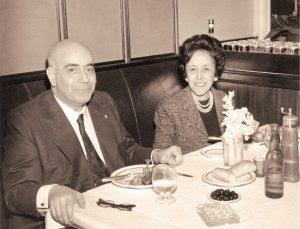 Plinio Corrêa de Oliveira e sua irmã Rosée