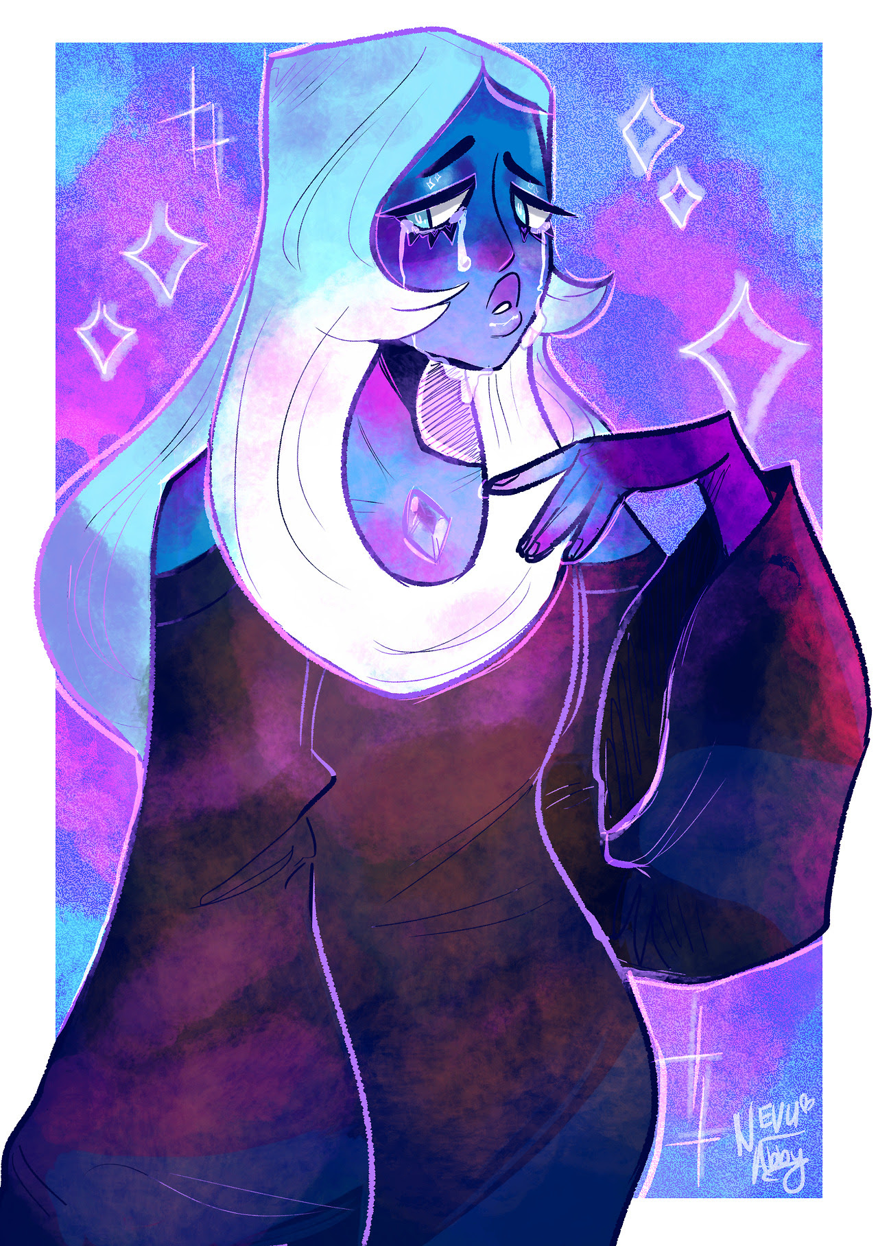 Blue Diamond is a blessing and I love her