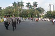 Massa Aksi 287 Membubarkan Diri