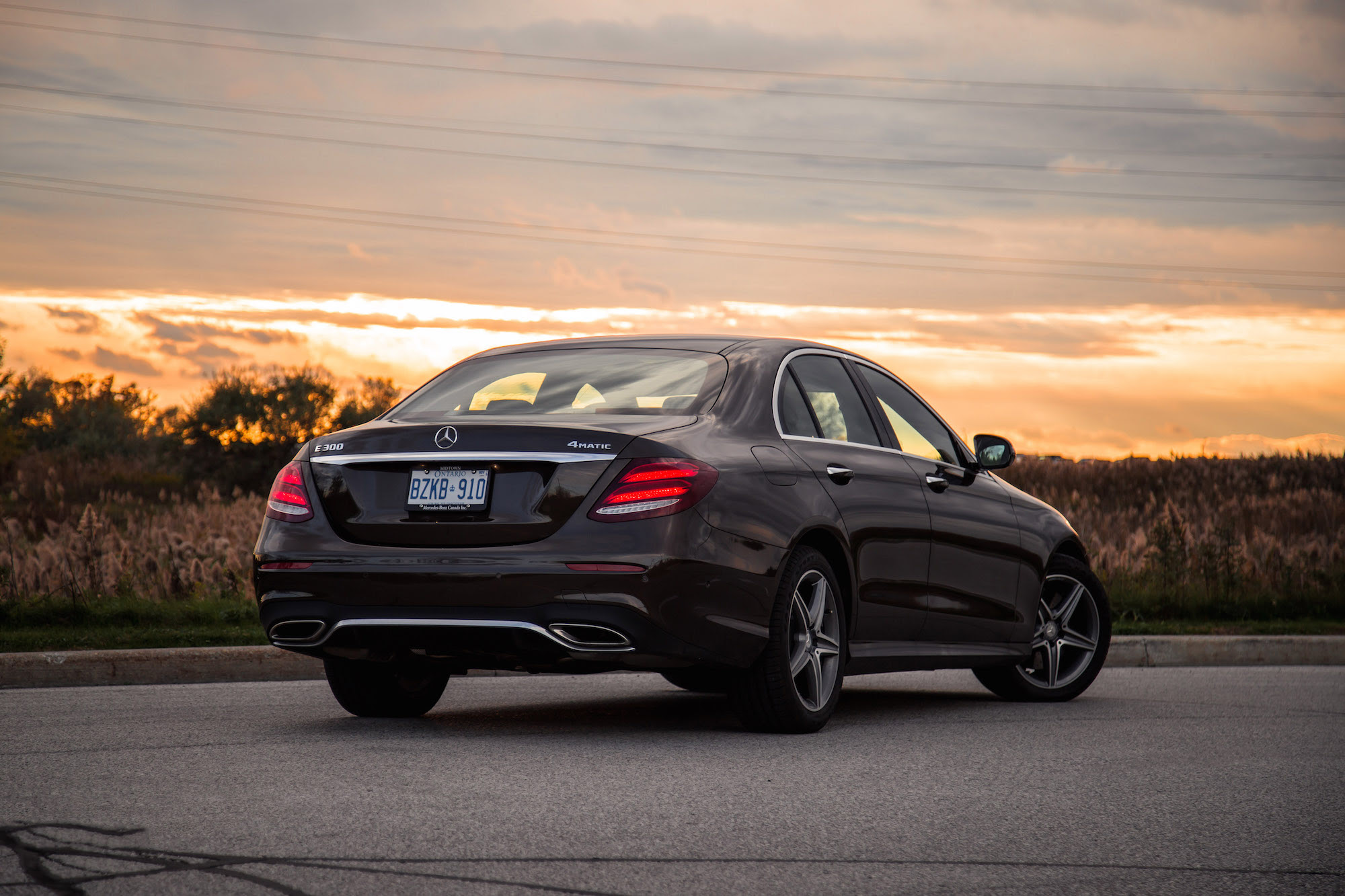 Review: 2017 Mercedes-Benz E 300 4MATIC | Canadian Auto Review