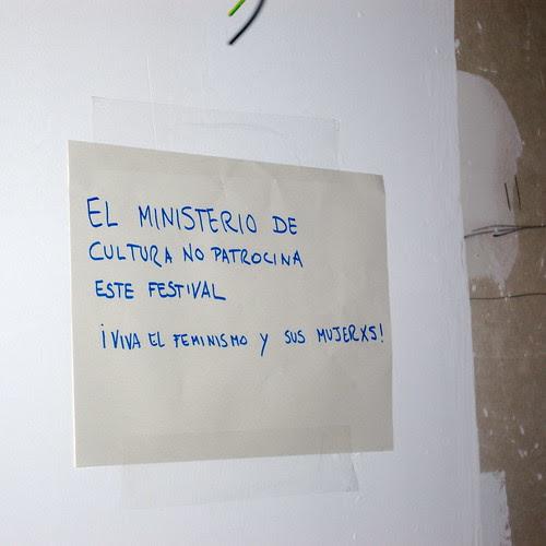 Día 4 de Ladyfest Madrid 2010 por gaelx.