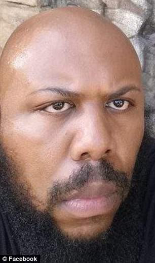 Hunted: Steve Stephens was hunted across five states by the law for killing a 74-year-old man on Sunday