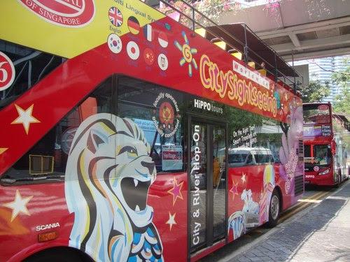 Туристическите автобуси