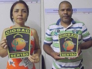 Presos foram ouvidos na delegacia de Belo Jardim foto:Divulgação/ Ciosac