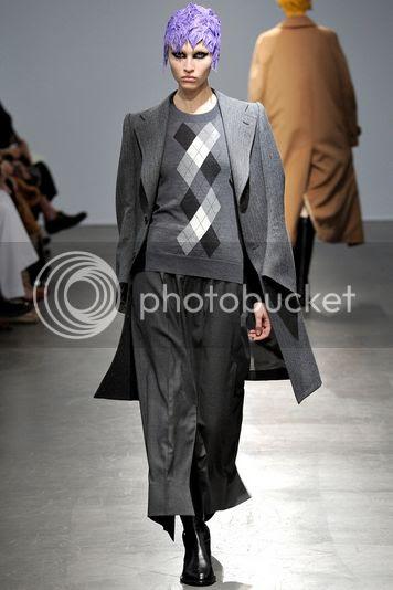 Junya Watanabe fall winter 2012/13 runway show