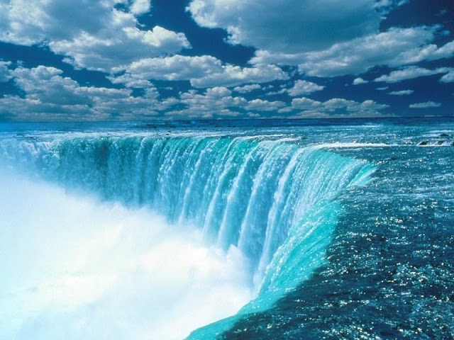 Ternyata Air Terjun Niagara adalah Buatan Manusia