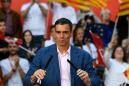 Spain's Socialists score big in EU polls