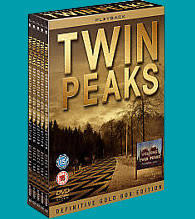 TWIN PEAKS - GOLD BOX EDITION - SERIE COMPLETA
