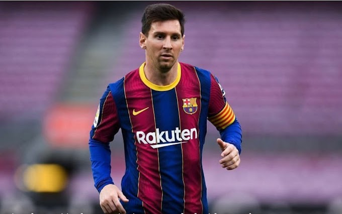 Barcelona At last 'Agree' To Keep Lionel Messi Until 2026