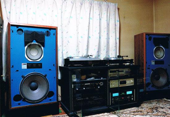 JBL 4343awx オーディオ店