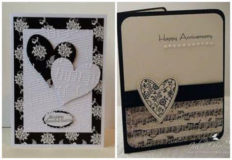 Handmade Anniversary Wishing Card Collection
