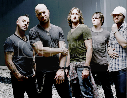 daughtry,chris daughtry,american idol,rock band