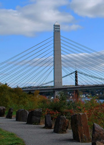Penobscot Narrows Observation Tower