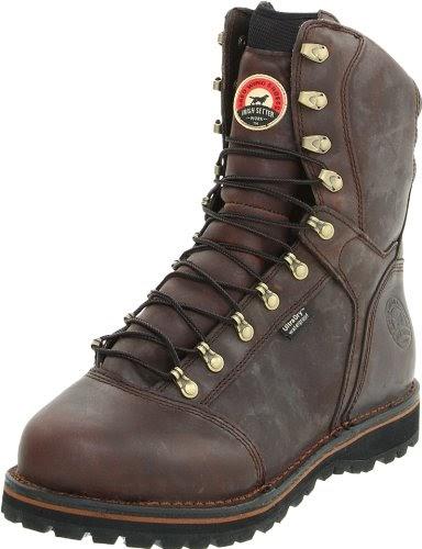 f78a1d69871 Irish Setter Work Men's 83811 Work Boot,Brown,11 D US
