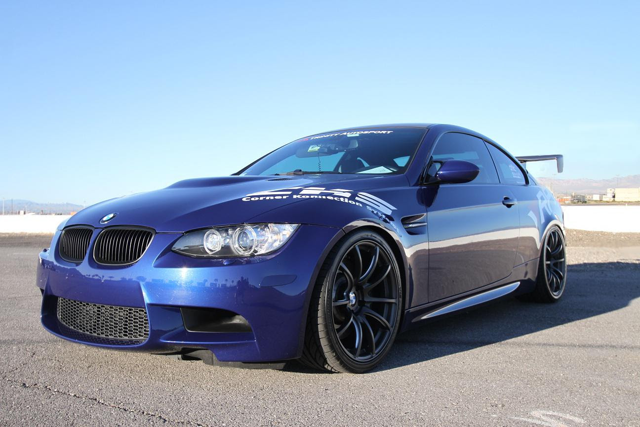 gruppe s engineering e92 bmw m3 takes on a lot of rubber. Black Bedroom Furniture Sets. Home Design Ideas