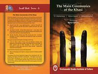 Main Ceremonies of the Khasi cover 1st 4th