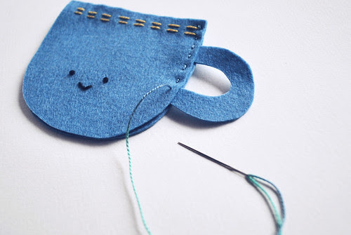 Tea Bag Cozy