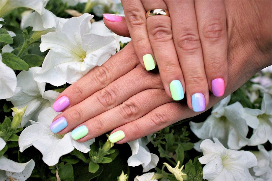 Najmodniejsze Paznokcie Wiosna 2018 Inspiracje Modowe Blog