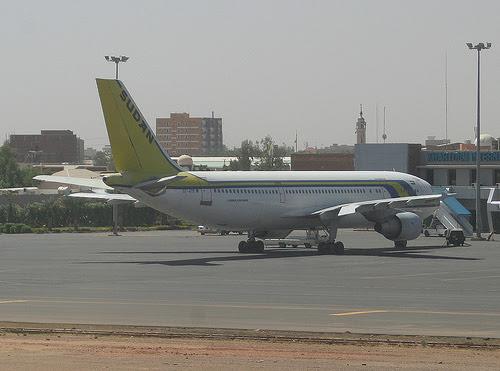 Sudan Airways A310 ST-ATN