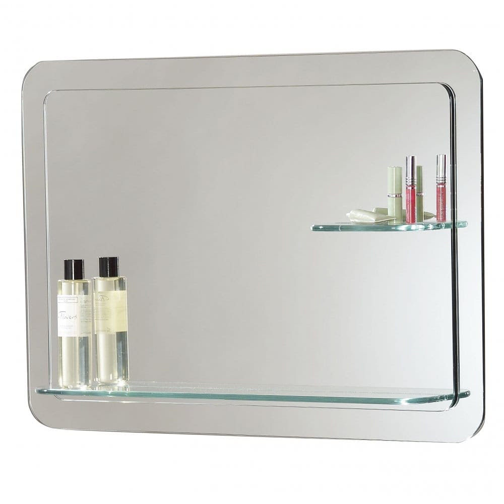 Bathroom mirror with shelf uk - View All Endon Lighting View All Endon Lighting Bedroom Lighting