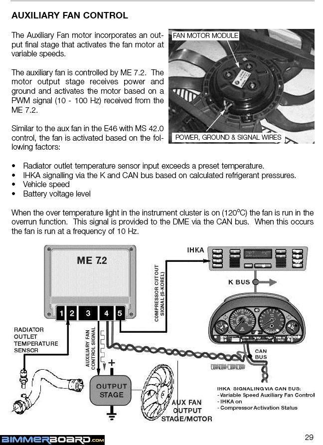 Mini Cooper Cooling Fan Wiring Diagram