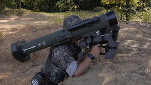 Hàn Quốc bắt đầu trang bị hàng loạt tên lửa chống tăng nội địa - Ảnh 1.
