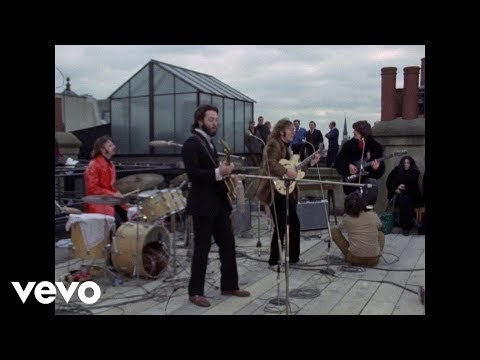 The Beatles - Don't Let Me Down