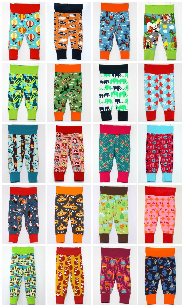 Kitschy Coo Trouser Collage