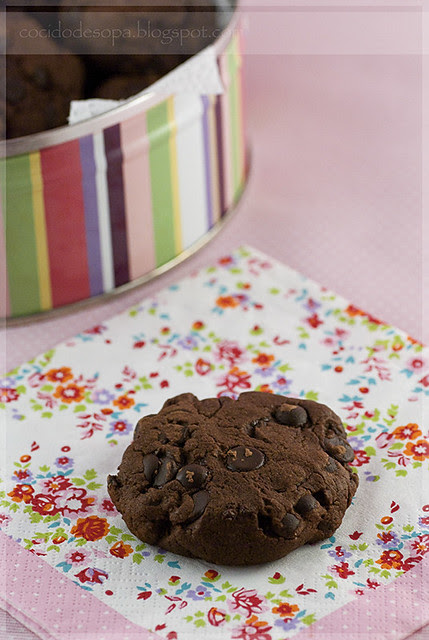 Choco chips cookies_6