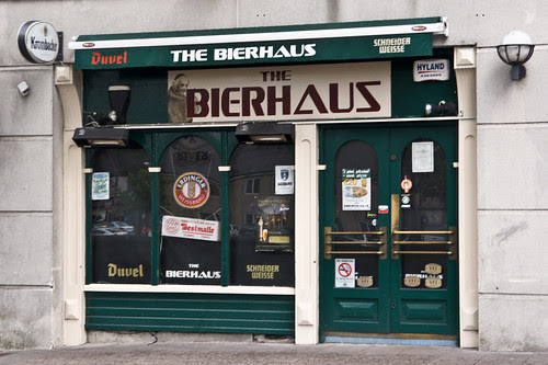 Cork - The Bierhaus by infomatique
