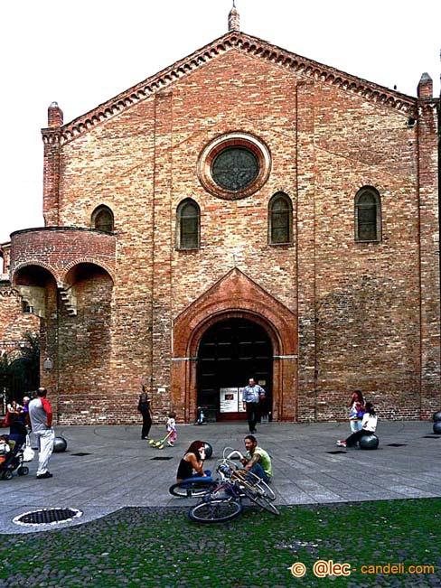 Santo Stefano . Bologna