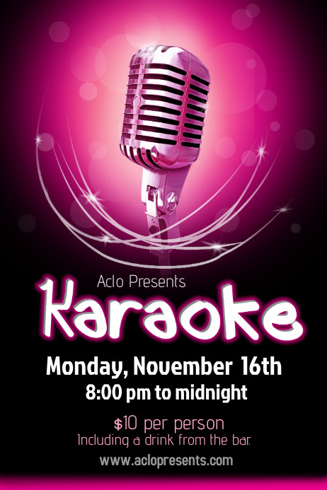 karaoke flyer template dc729ee6f51a1a07965457be6c78354d_screen