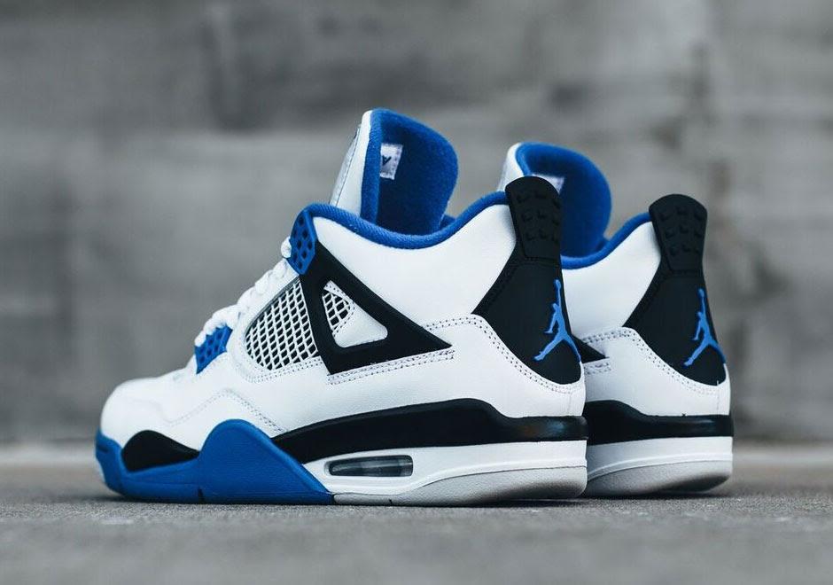 "Where To Buy The Air Jordan 4 ""Motorsports"" - SneakerNews.com"