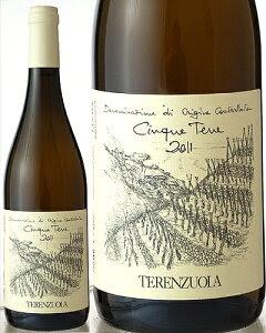 【7月27日より出荷】チンクエ・テッレ・ビアンコ[2011]テレンツォーラ(白ワイン)