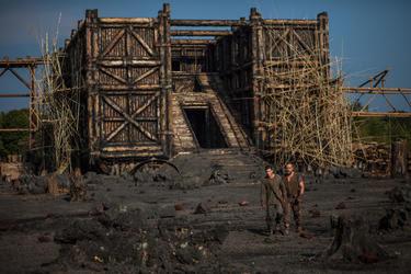 """A scene from """"Noah."""""""