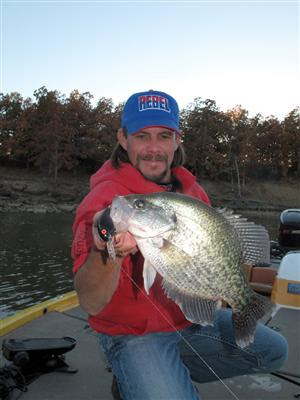 Catatankamil for Fall crappie fishing
