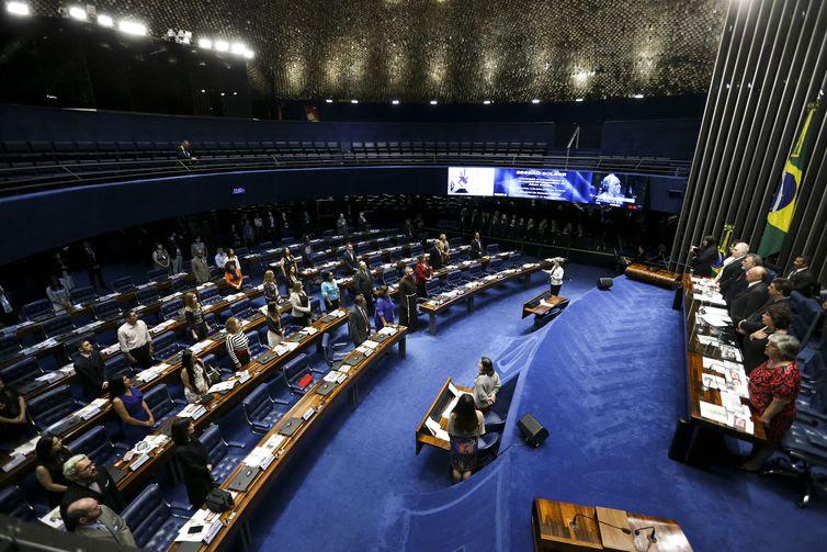 O Congresso Nacional realiza sessão solene, para homenagear os 100 anos de nascimento do artista plástico Athos Bulcão.