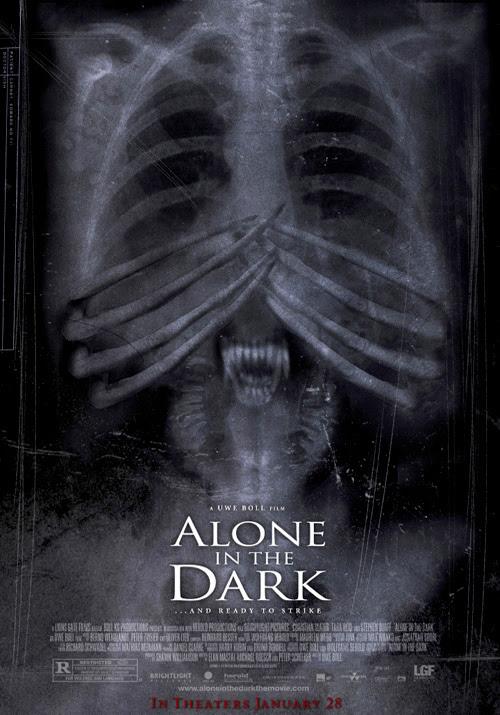 Risultati immagini per alone in the dark film