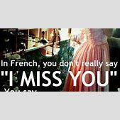 I Miss You In French Ialoveniinfo