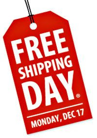 Free Shipping Day 2012
